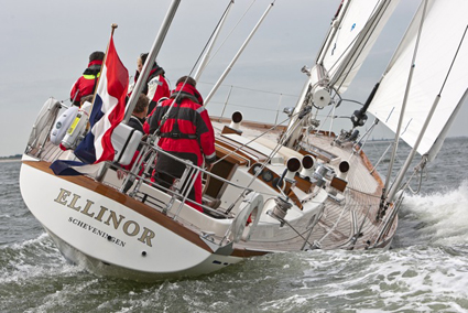 Nautor's Swan 55 - Ellinor. New for 2011 - Swan 55 - Ellinor.