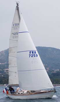 Nautor Swan 43 - South of France