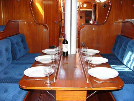Nautors Swan 44 - Questar - The yacht department
